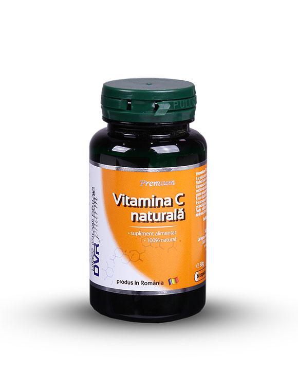 Vitamina C naturală